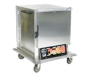 Eagle Group Hchnssn rc2 25 Panco Half Size Non insulated Heated Holding Cabinet