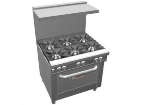 Southbend 4363a Ultimate 36 Range W 6 Star Burners Convection Oven