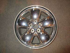 Used 2002 2003 2004 Dodge Ram 1500 Factory Oem 20 Rim Wheel Chrome 2167