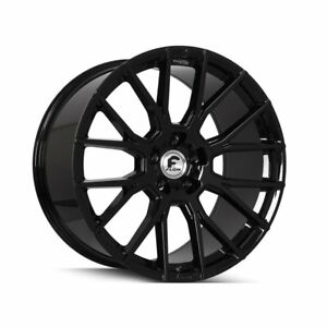 24 Inch Forgiato Flow 001 Wheels Range Rover Mercedes Charger Challenger