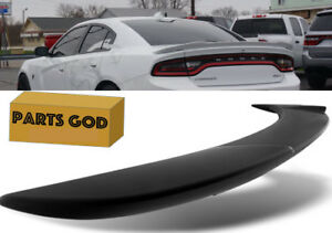 For Dodge Charger Hellcat Spoiler Wing