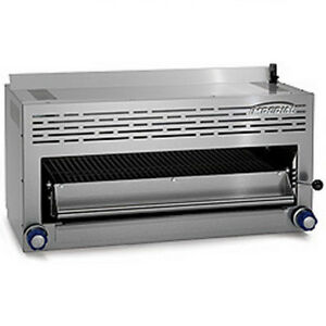 Imperial Range Isb 24 24 Commercial Infra Red Salamander Broiler Counter Top