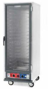 Metro C519 pfc l Full Height Proofing Cabinet W Lip Load Pan Slides