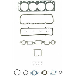 Engine Cylinder Head Gasket Set Fits 1962 1970 Pontiac Acadian Felpro