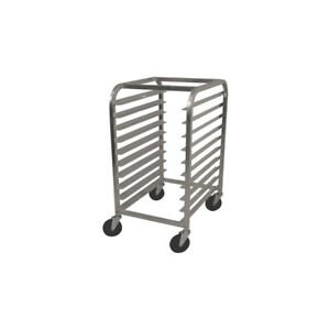 Advance Tabco All Welded Alumin Pan Rack Holds 10 18 X 26 Sheets Pans