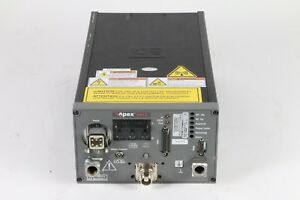 Advanced Energy Apex 1513 1 5kw 13 56mhz Rf Generator 3156110 014 660 032596r014