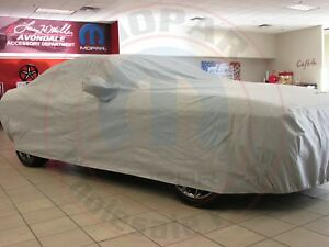 Dodge Challenger Car Cover