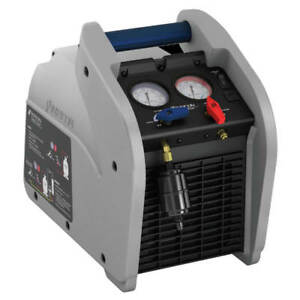 Inficon Vortex Dual Ac Refrigerant Recovery Machine 714 202 g1