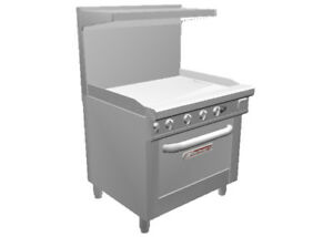 Southbend 436d 3t Ultimate 36 Range W Standard Oven 36 Therm Griddle