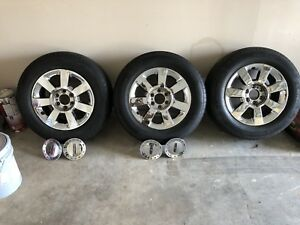 2007 Lincoln Mark Lt Rims