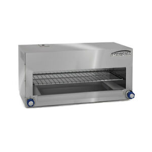 Imperial Range Icma 24 24 Restaurant Series Range Infrared Gas Cheesemelter