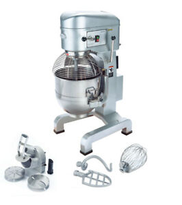 Hebvest Sm40hd 40 Quart Commercial Mixer