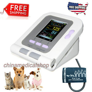 Animal vet Automatic Bp Machine Blood Pressure Monitor Pc Software Cats dog pets
