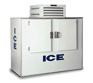 Fogel Icb 2 Ice Merchandiser Bagged Ice 60 Cu Ft Capacity