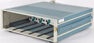 Tektronix Tm506 Portable Tabletop 6 bay slot Power Mainframe Chassis No Modules