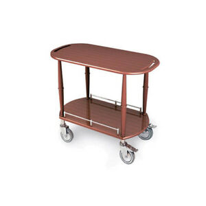 Lakeside 70524 17 3 4 dx35 1 2 wx32 1 4 h Spice Serving Cart