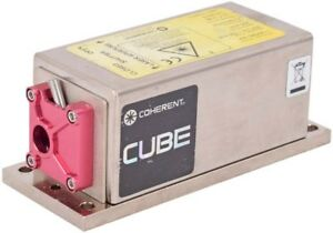 Coherent Cube Laboratory industrial 637nm 150mw Laser System 1190529 aa