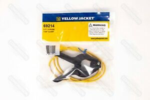 Yellow Jacket 69214 Replacement 1 3 8 Clamp Temperature Probe Type K 3 Foot