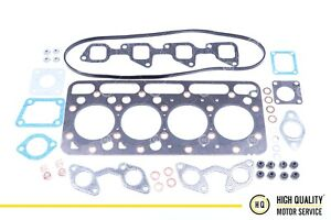 Full Gasket Set With Cylinder Head Gasket Kubota Bobcat 743 15766 03310 V1702