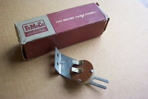 1955 Ford Nos Factory Ac Control Cutout Switch 6v On Ac Evaporator New Old Stock