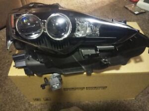 2014 2017 Lexus Is250 Is350 Headlight Rh Passenger Side Oem 81145 53751