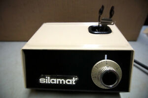 Justi Silamat Dental Laboratory Amalgamator Jitterbug Mixer Shaker Model c Works