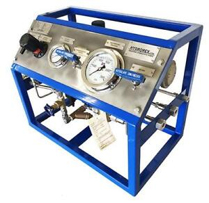 Pressure Test Pump For Testing Pipes And Vessels 10 1012rex