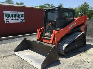 2016 Kubota Svl95 2 Tracked Skid Steer Loader Loaded With Options Coming Soon