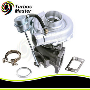 T04e T3 T4 63 A r V band Best Turbo Turbocharger Compressor 400 hp Boost Sales