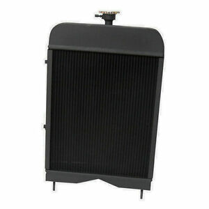 194275m93 Fits Massey Ferguson 20 35 135 Uk 148 203 205 2135 Tractor Radiator