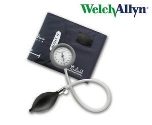 Welch Allyn Durashock Aneroid Sphygmomanometer With Adult Cuff ds44 11