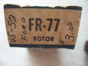 New Nos Sorensen Rotor Part Fr77 Ford Flathead Engine And Others