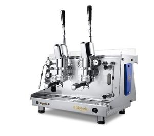 Astoria Al 2 Rapallo Commercial Espresso Machine Manual Lever Piston Sale