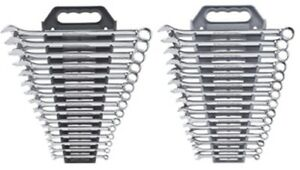 Gearwrench 30 Piece 2 Set Combo Wrench Sae metric Promo Pack Part Kd 81901sp