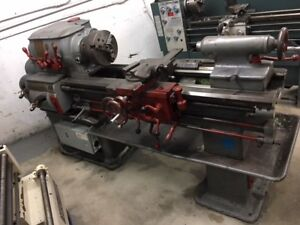 Hendey 14 X 40 Engine Lathe