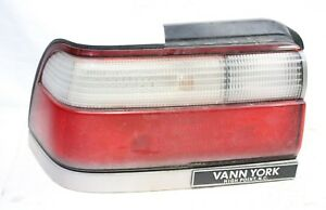 1996 1997 Toyota Corolla Driver Side Left Lh Tail Light Lamp Assembly Oem 97 98