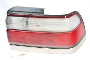 1996 1997 Toyota Corolla Pass Side Right Rh Tail Light Lamp Assembly Oem 97 98