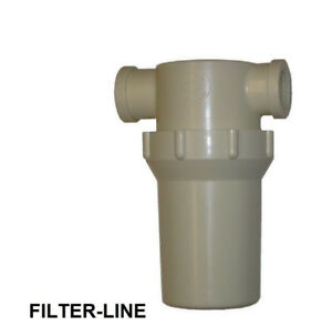 Water Line Filter For Poultry Watering Drinking System Chicken Quail