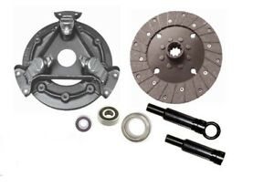10 Clutch Kit John Deere M Mi Mt 320 330 40 420 430 440 Tractor