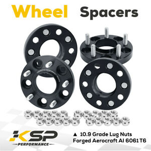 4x 20mm 5x4 5 To 5x114 3 Wheel Spacer 12x1 5 67 1 Cb Fit For Jeep Ford Escape
