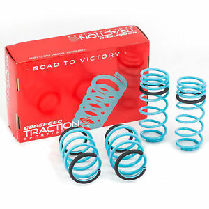 Gsp Godspeed Traction S Performance Lowering Springs For Veloster