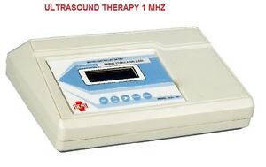 Original Ultrasound Ultrasonic Therapy Machine For Pain Relief 1 Mhz Theray Unit