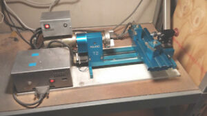 Maxnc T2cl Mini Tabletop Cnc Lathe With Computer