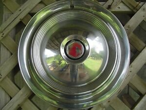 1955 1956 Packard Deluxe Sedan 200 250 300 Mayfair Patrician Hubcap Wheel Cover