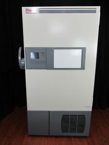 Tested Thermo Fisher Uxf60086 86 c Upright Ultra Low Freezer 28 8 Cu ft 60 Dw