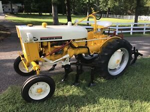 Ih Farmall Cub Tractor Restored With 144 Cultivators More Low Original Hours