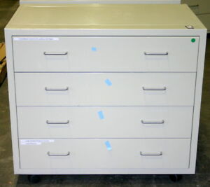 Fisher Hamilton Laboratory Cabinets Casework 69 5 Feet Includes Wheels