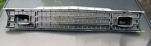 Mopar 1973 1974 Plymouth Duster Valiant Grille Grill