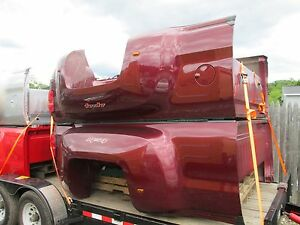 2015 2016 Silverado 3500 Dually Truck Bed New Take Off