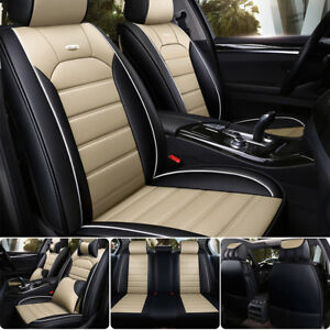 Car Seats Cover Luxury Deluxe Protector Cushion W Pillows Full Kit Pillows Us